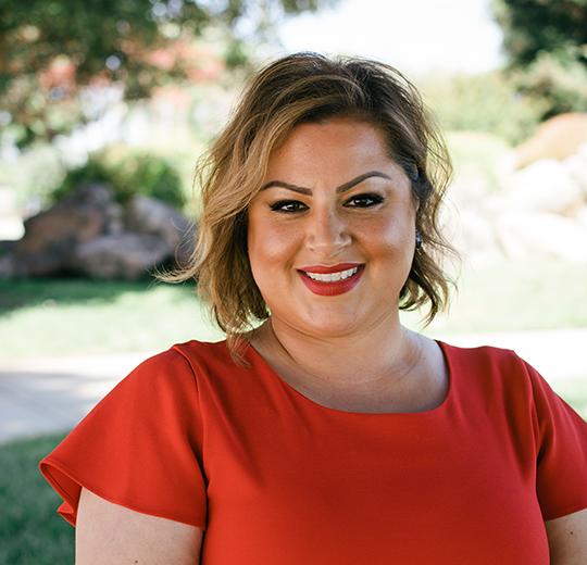 Project Rebound Program Coordinator, Danica Bravo.