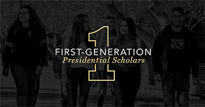 First-Generation Presidential Scholars