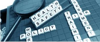 Health Safety Policy Training Risk Assessement