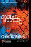 Social Justice flyer