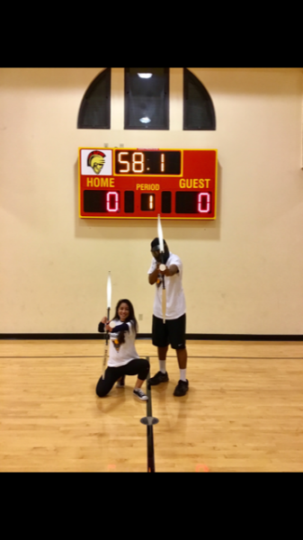 Co-Rec 3 v 3 Archery Tag Champions Chikibabies