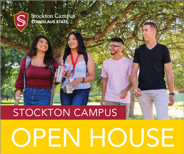 Stanislaus State Stockton Campus Open House