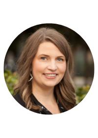 Headshot of Care Manager. Jennifer Sturtevant.