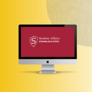 Monitor. Stanislaus State Student Affairs.