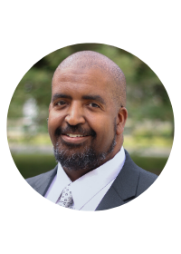 Headshot of Director of Disability Resource Services. Marvin Williams.