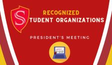 RSO President's Meeting