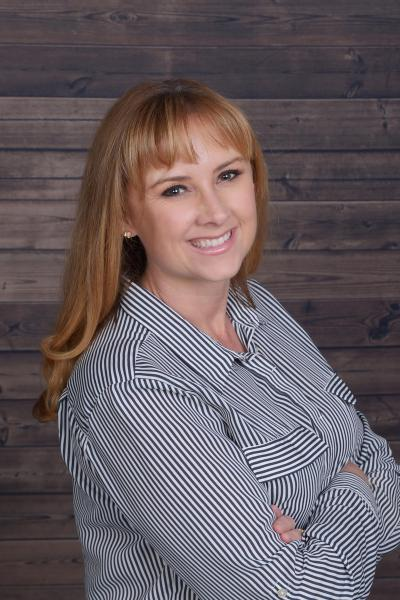 Portrait of Dr. Heather Dean
