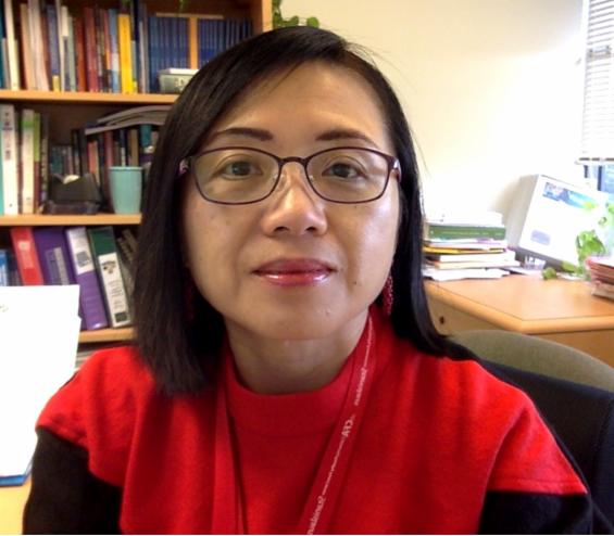 Portrait of Dr. Kimy Liu