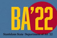 BA exhibition graphic