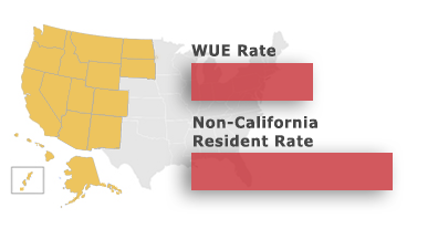 WUE Rates