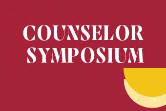Counselor Symposium