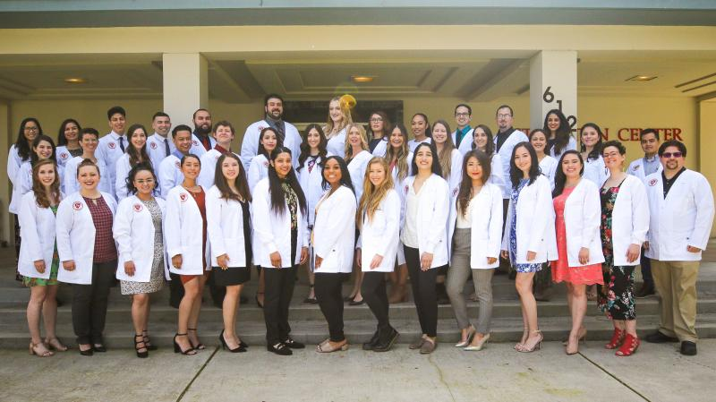 ASBSN Cohort 8 Graduates in a group photo