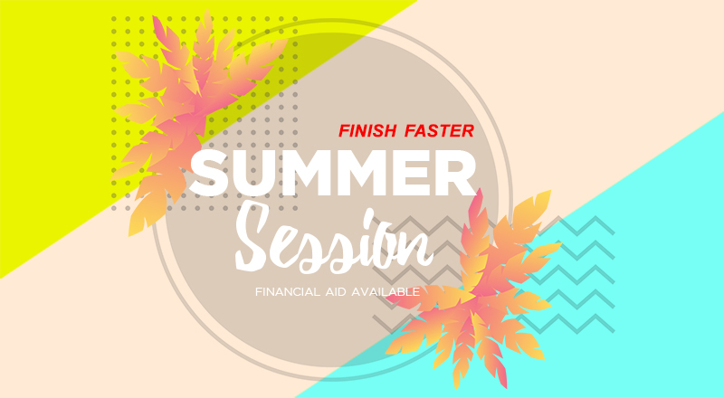 summer session 2019 finish faster