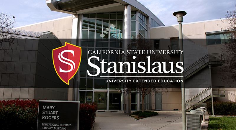 California State University, Stanislaus | University Extended Education. Located in the MSR Building
