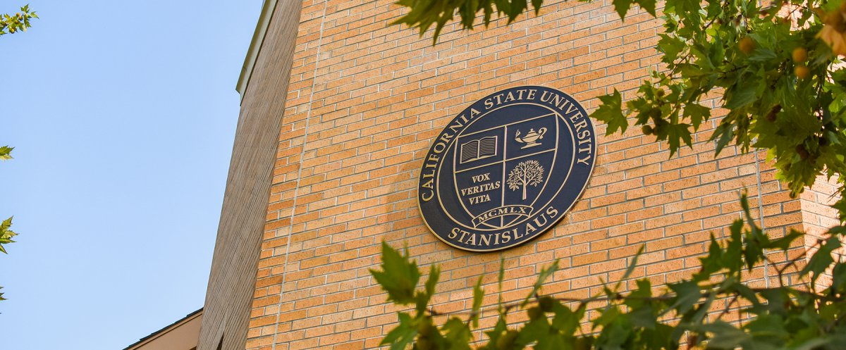 Campus Bookstore with University Seal