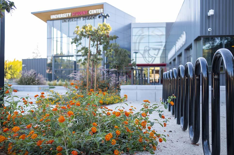 Stanislaus State campus