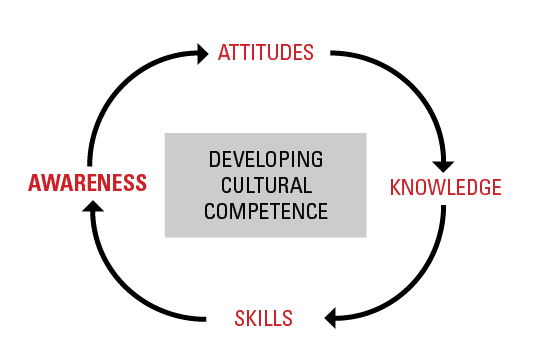Cultural competence & humility image.