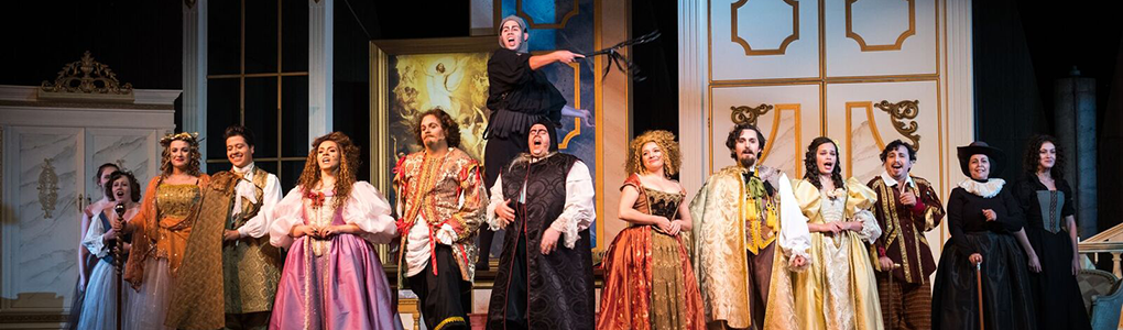 Theatre cast