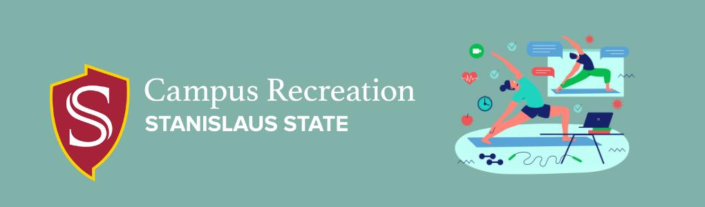 campus recreation, stanislaus state