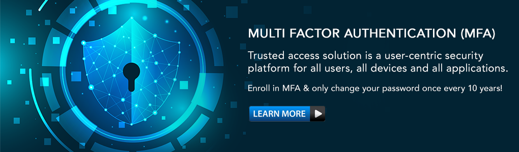 Trusted access solution is a user-centric security platform for all users, all devices and all applications.