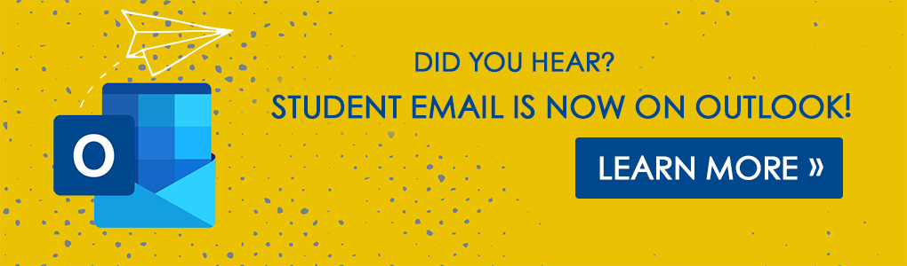 learn more about student emails moving to Outlook