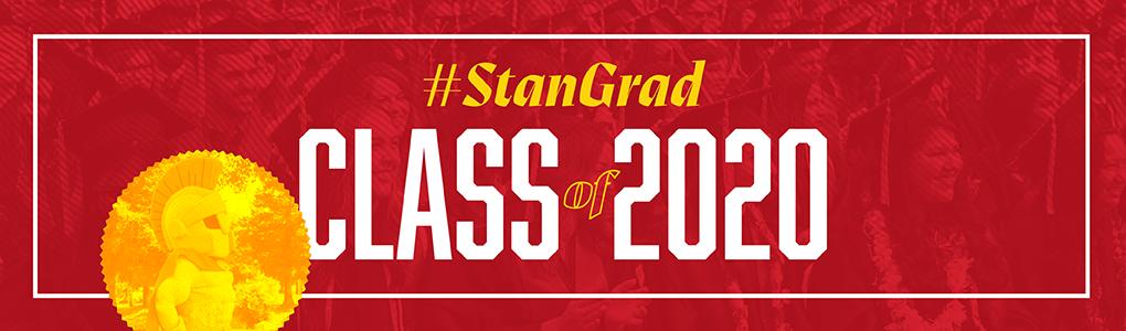 #StanGrad Class of 2020