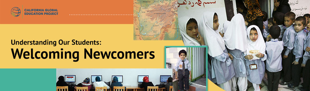 CGEP - Understanding Our Students: Welcoming Newcomers
