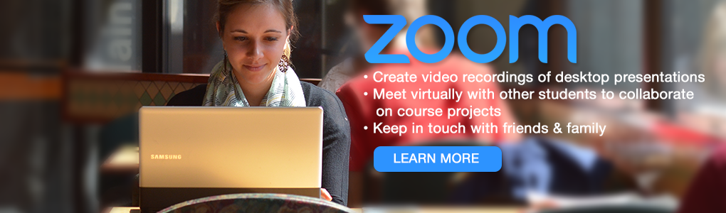 Zoom, create video recordings of desktop presentations, meet virtually, keep in touch with friends and family