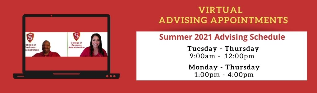 Summer Advising Appointments