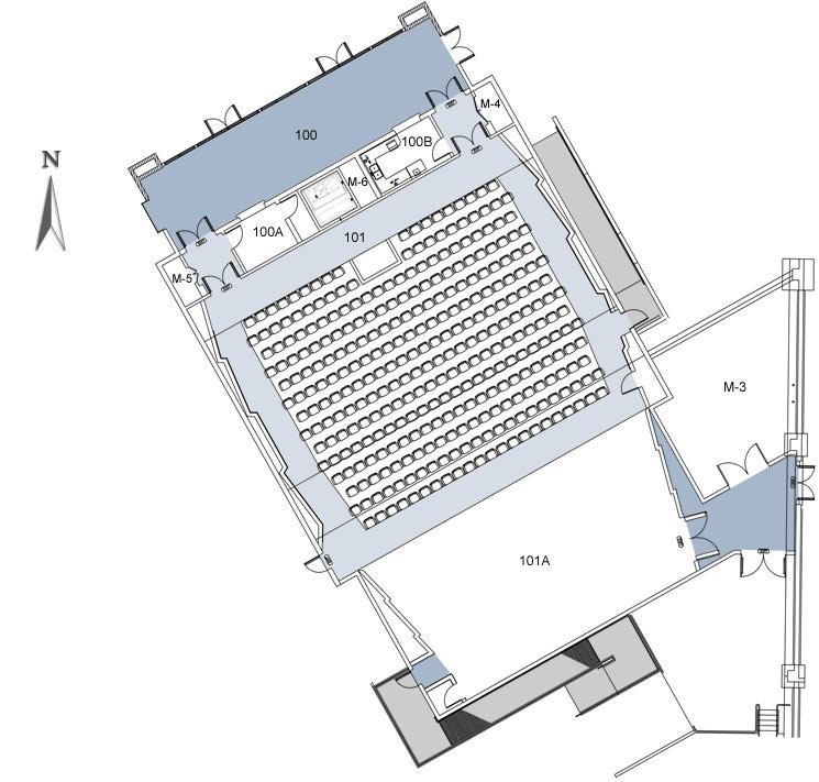F & B Snider Music Recital Hall