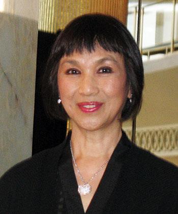 Professor Marjorie Chan