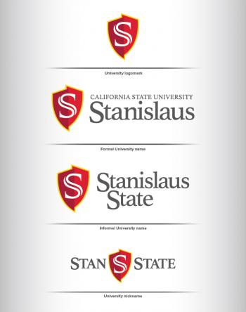 New University Logos