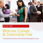 Warrior Career and Internship Fair
