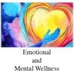 Emotional and mental wellness