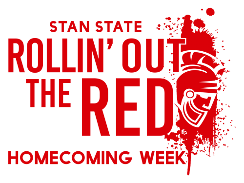 Paint the town red! Stan State