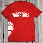 Stan State Warriors t-shirt