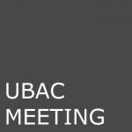 UBAC Meeting