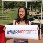 Warriors Rock the Vote
