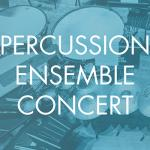 Percussion Ensemble Concert