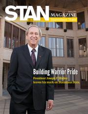 STAN Magazine cover