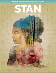 STAN Magazine cover