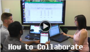 How to Collaborate video