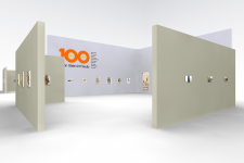 100 virtual gallery