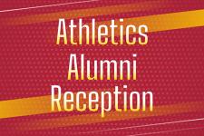 Athletics Alumni Reception
