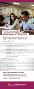 From the WSCUC 2013 Handbook of Accreditation