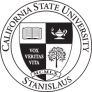 University one color official seal
