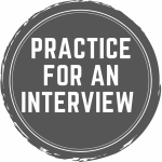 practice for an interview