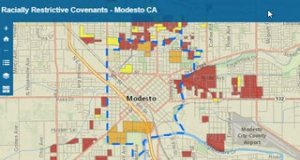 image of racial restrictive covenants in modesto