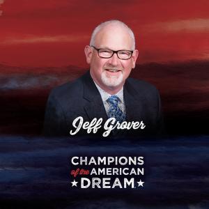 Jeff Grover, 2019 Honoree