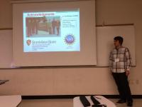 research project presentation